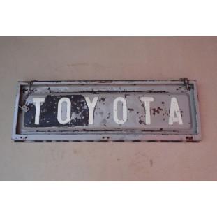 Tampa Traseira Caçamba Carroceria Toyota Bandeirante Original