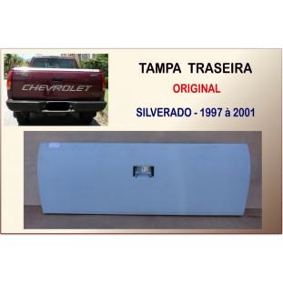 Tampa Traseira Caçamba Silverado 97 à 01 Original