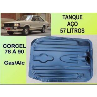 Tanque Combustível 57 Litros Corcel II 78 à 90 e Del Rey