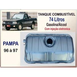 Tanque Combustível 74 Litros 96 à 97 com Injeção Eletrônica