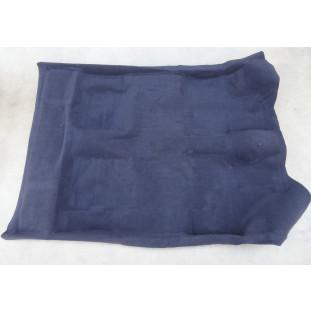 Tapete Moldado Carpet Inteiriço Corcel Belina I e II Del Rey - Marrom