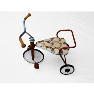 Triciclo Infantil Tico Tico Antigo Bruncar Vermelho Original Novo