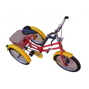 Triciclo Retrô Juvenil Modelo Antigo 5 a 10 Anos