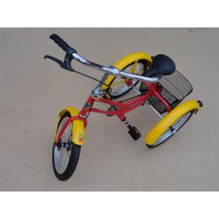 Triciclo Retrô Juvenil Modelo Antigo 5 à 10 Anos