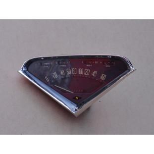Velocímetro Painel Instrumentos Chevrolet Brasil 58 à 63 Original Usado
