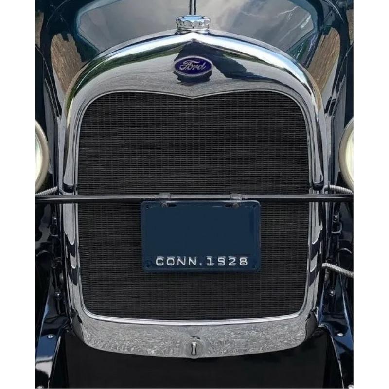 Colete Radiador Ford A 1928 a 1929 Importado
