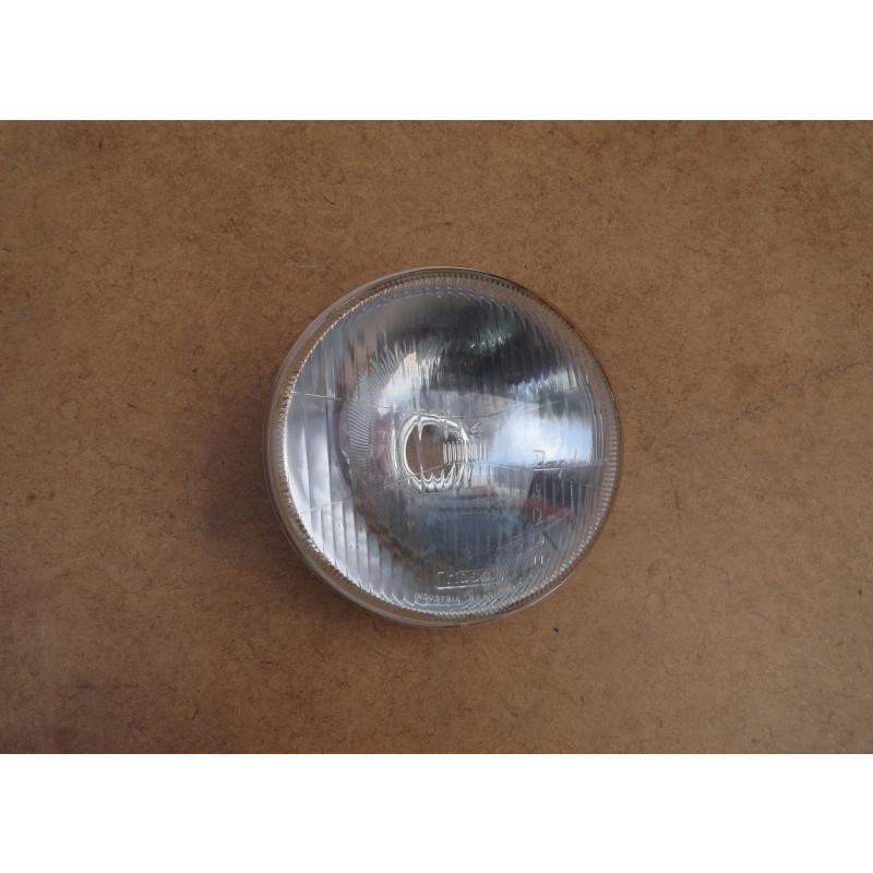 Farol Bloco Óptico Rossi 140mm 5,5Pol H4 Duplalux Original Usado