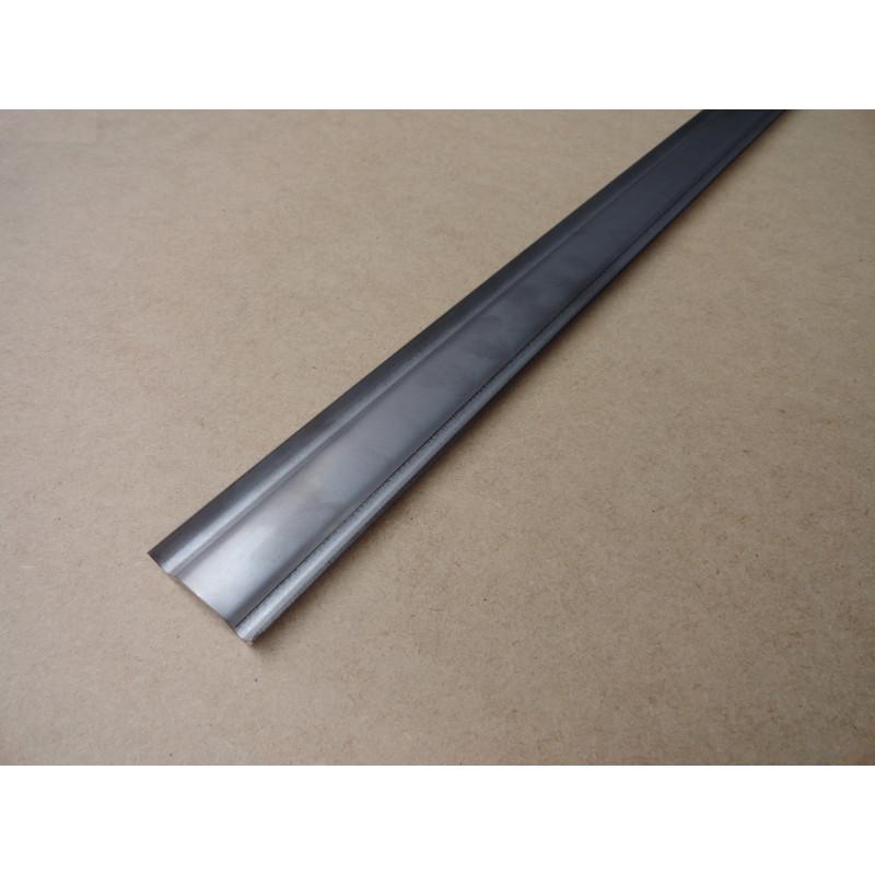 Friso Assoalho da Caçamba - 2 m - Inox