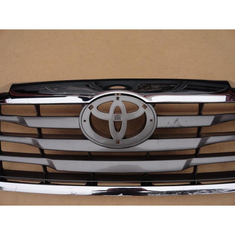 Grade Dianteira Toyota Hilux 2012 a 2015 Cabine Dupla Original Usada