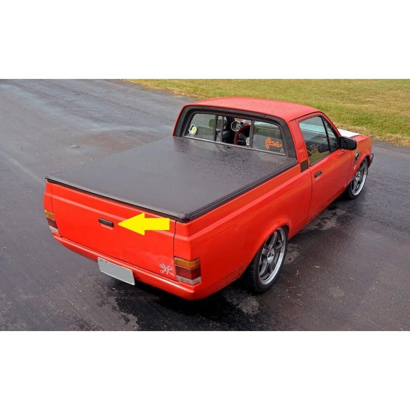 Maçaneta Externa da Tampa Traseira Chevy 500, Bonanza e Veraneio