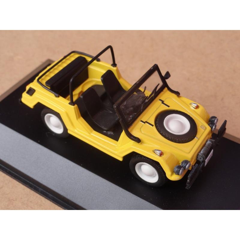 Miniatura Gurgel Xavante 1972 Carros Inesquecíveis Brasil 1/43