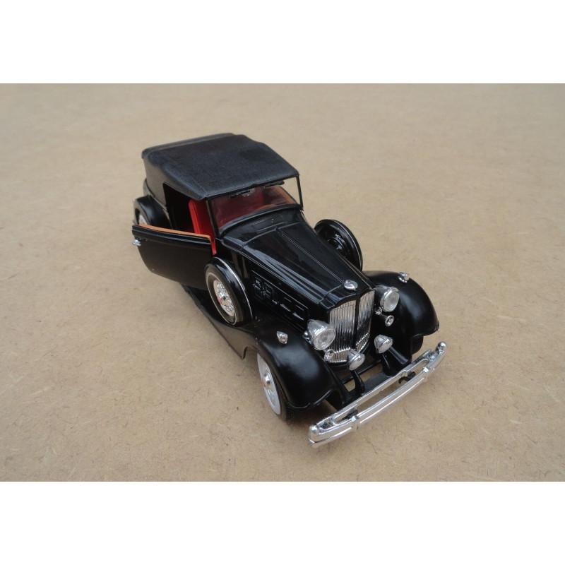 Miniatura Packard 1934 Preto