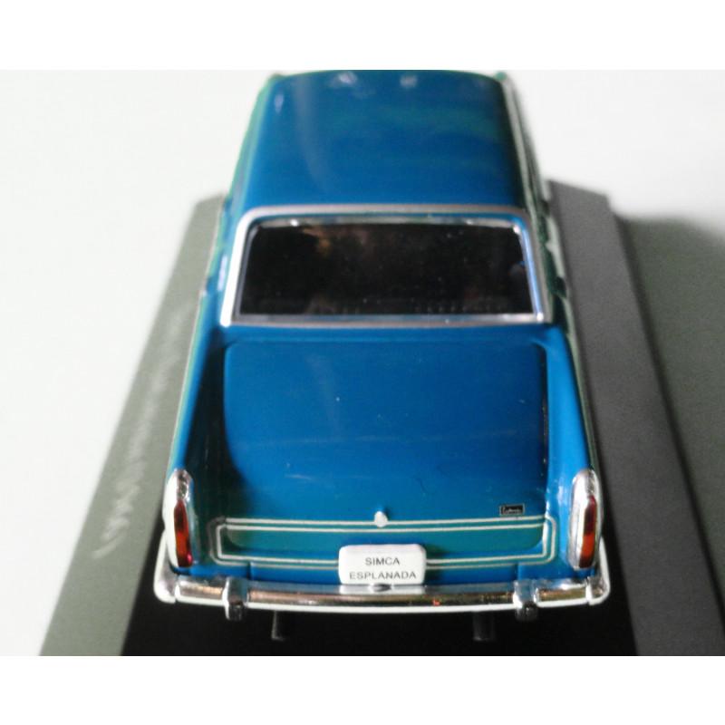 Miniatura Simca Esplanada 1966 Carros Inesquecíveis do Brasil Nova