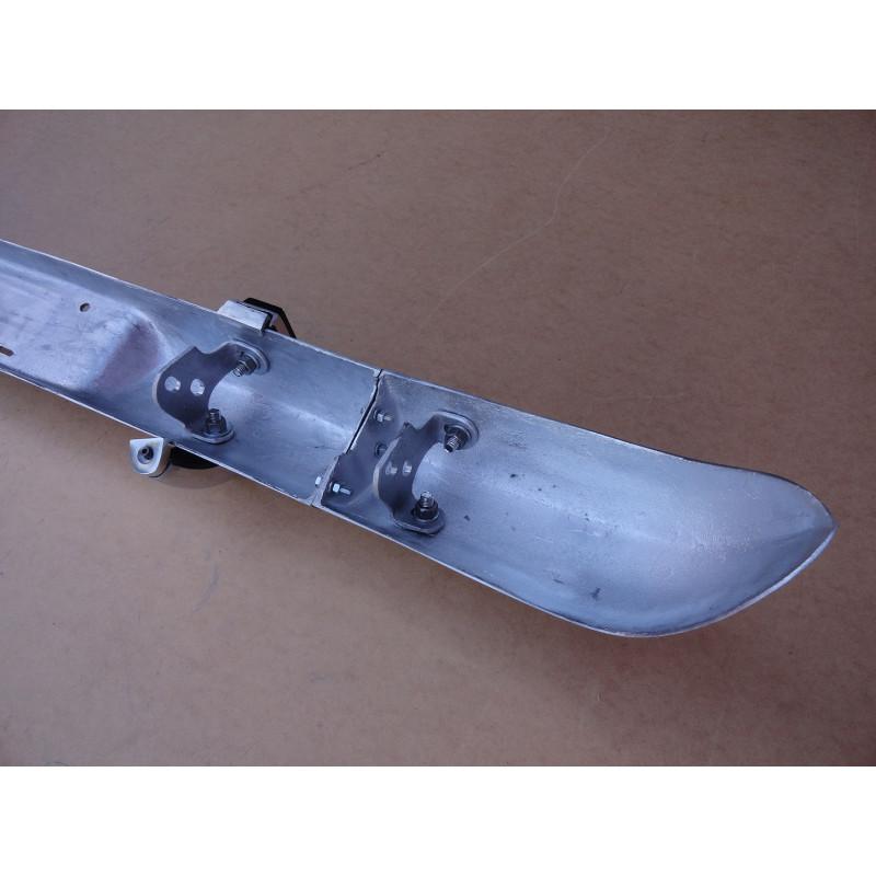 Parachoque Dianteiro C-14 C-10 D-10 Veraneio Com Batente Completo