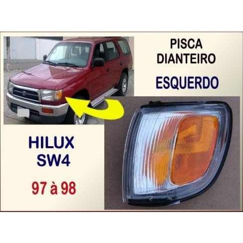 Pisca Dianteiro SW4 97 à 98 Esquerdo